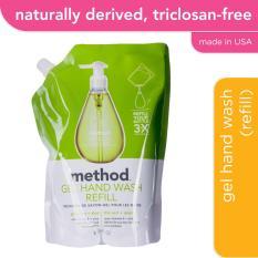 Method Gel Hand Wash Refill - Green Tea + Aloe 1l By Corlison.