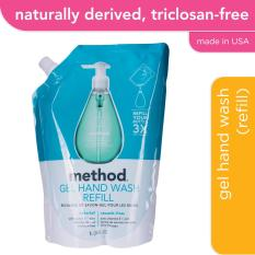 Price Comparison For Method Gel Hand Wash Refill Waterfall 1L