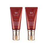 Latest Missha Perfect Cover B B Cream Spf42 Pa 21 Light Beige 50Ml