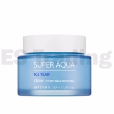Shop For Missha Super Aqua Ice Tear Cream 50Ml Intl