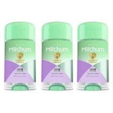 Price Comparison For Mitchum Anti Perspirant Deodorant For Women Power Gel Shower Fresh 2 25 Oz 3 Pack Intl