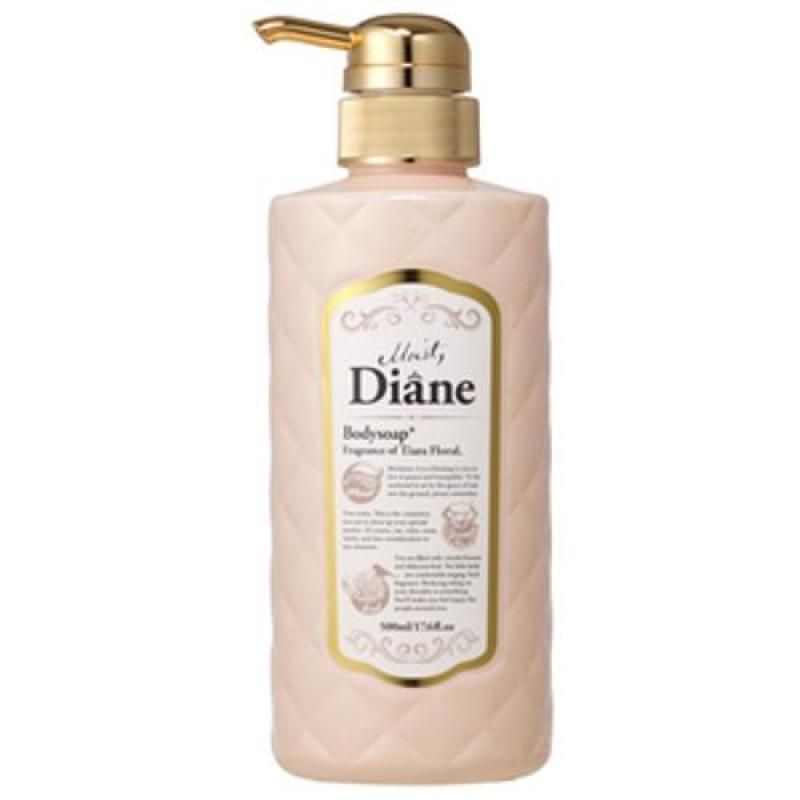 Buy Moist Diane Body Soap Tiara Floral 500ml Singapore