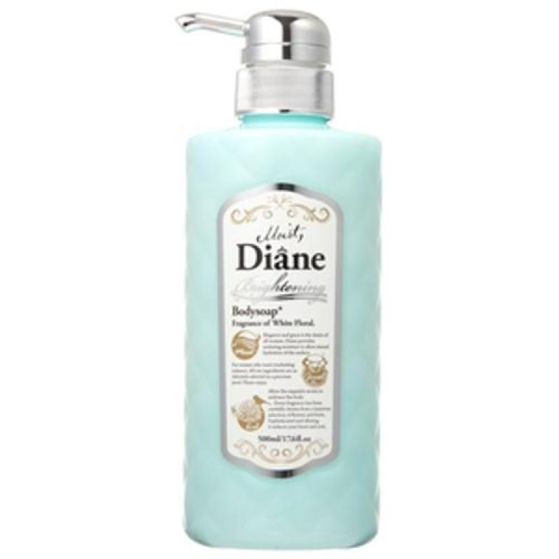 Buy Moist Diane Brightening Body Soap White Floral 500ml Singapore