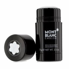 Price Mont Blanc Emblem Deodorant Stick 75G Mont Blanc Original