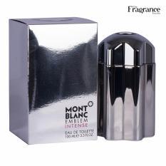 Mont Blanc Emblem Intense Edt Spray 100ml Men