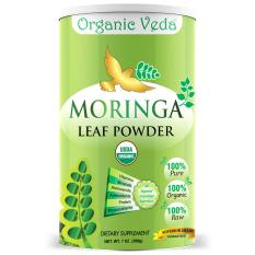 Promo Moringa Powder 200Grams Made From Premium Raw Organic Certified Moringa Oleifera Leaf Leaves 100 Usda Certified Dried All Natural Energy Boost Raw Superfood And Multi Vitamin Non Gmo Vegan Gluten Free Great In Green Drinks Smoothies