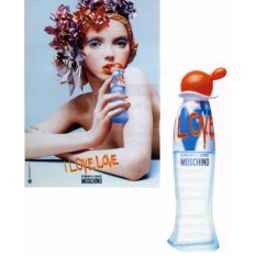 Price Comparisons For Moschino Cheap Chic I Love Love Edt Sp 100Ml Tester Pack