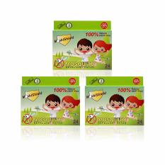 Buy Moskishield Mosquito Repellant Patch X 3 Cheap Singapore