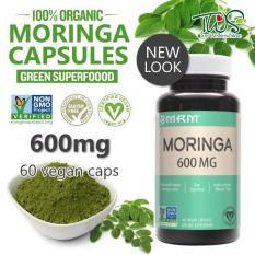 Mrm Moringa 600Mg 60 Vegan Capsules On Singapore