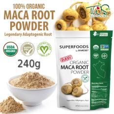 Sale Mrm Raw Organic Maca Root Powder 240G Mrm Wholesaler
