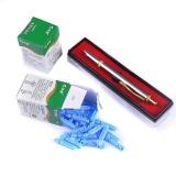 Discount Mu Blood Glucose Monitor Lancing Device Pen 100Pcs 28Gsterile Lance For Blood Glucose Monitor Test Ki Intl Oem On China