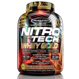 Muscletech Nitrotech 100 Whey Gold 5 53Lbs Double Rich Chocolate Lowest Price