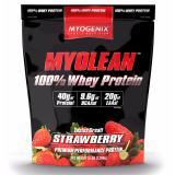 Myogenix Myolean 100 Whey 5 Lbs Strawberry Review