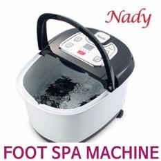 Review Nady Korea Foot Spa Massager Care Machine Black Intl Nady