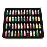 Nail Art 48 Colors Glitter Decoration Tips For Uv Acrylic System Tips Kit Set Intl Best Buy