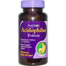 Best Offer Natrol Acidophilus Probiotic 100 Capsules