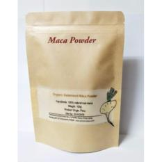 Price Comparison For Natural Organic Gelatinized Maca Root Powder 150G