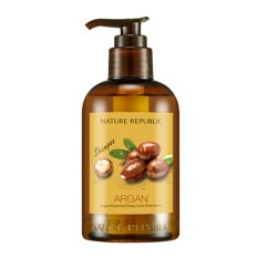 Price Nature Republic Argan Essential Deep Care Shampoo 300Ml Nature Republic