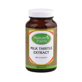 Shop For Nature S Farm Milk Thistle Extract 180S
