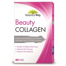 Nature S Way Beauty Collagen 60 Tablets Shop