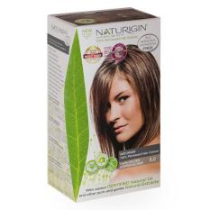 Review Naturigin 6 Dark Golden Copper Blonde 100 Permanent Organic Hair Colour Naturigin