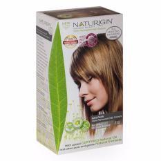 Naturigin 7 Natural Medium Blonde 100 Permanent Organic Hair Colour Sale