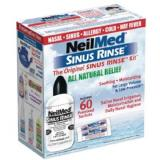 Great Deal Neilmed Haze Protection Nasal Sinus Rinse Clear Blocked Nose Flush Out Mucous Germs Bacteria Dirts Internally