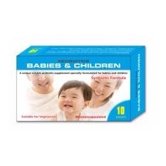 Neobiotics Babies Children 10 S X 4 Probiotics Prebiotics Best Price