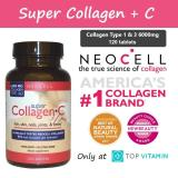 Neocell Super Collagen C Type 1 3 6000Mg 120 Tablets For Sale Online