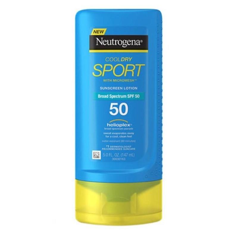 Buy Neutrogena Cooldry Sunscreen Lotion Spf50 Singapore