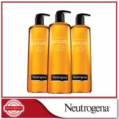 Sale Neutrogena Rainbath Refreshing Shower And Bath Gel 473Ml X 3Pcs Neutrogena Cheap