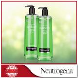 Review Neutrogena Rainbath Renewing Pear And Green Tea Shower And Bath Gel 473Ml X 2Pcs Singapore