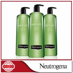 Neutrogena Rainbath Renewing Pear And Green Tea Shower And Bath Gel 473Ml X 3Pcs In Stock