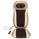 New Arrival Sunwonder Electric Car Massage Cushion Seat Chair Back Neck Shoulder Body Massager Pain Relief Heat Kneading Massager Intl Shopping