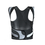 New Straightener Unisex 3D Therapy Posture Corrector Back Shoulder Support Brace L Best Price