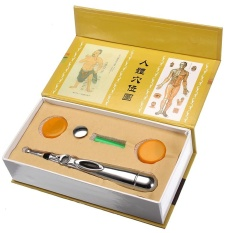 Cheaper New Super Magic Energy Meridians Tired Day Energy Meridians Automatic Test Point Acupuncture Pen Intl