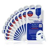 New Newest【Mediheal】N M F Aquaring Ampoule Mask 10Pcs
