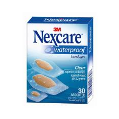Nexcare Waterproof Bandage Assorted 30s By Watsons.