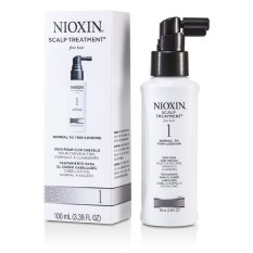 Cheaper Nioxin System 1 Scalp Treatment For Fine Hair Normal To Thin Looking Hair 100Ml 3 38Oz Intl