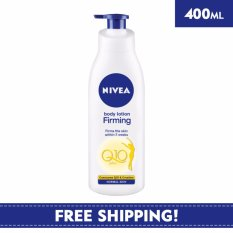 Nivea Body Care For Woman Lotion Firming Body Lotion Q10 Plus 400Ml Free Shipping