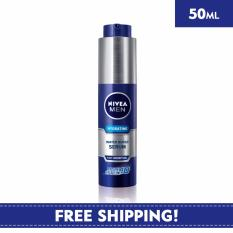 Sale Nivea Face Care For Men Moisturiser Hydrating Water Burst Serum 50Ml Singapore