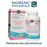 Purchase Nordic Naturals Prenatal Dha 180 Softgels Online