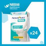 Deals For Novasource® Renal Liquid Vanilla 237Ml X 24