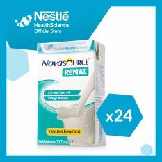 Best Offer Novasource® Renal Liquid Vanilla 237Ml X 24