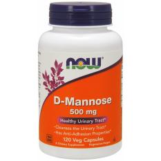 Who Sells The Cheapest Now D Mannose 500 Mg 120 Capsules Online