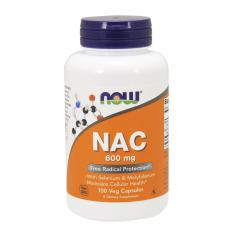 Now Foods Nac 600 Mg 100 Veg Capsules Deal