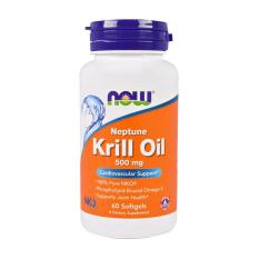 Latest Now Foods Neptune Krill Oil 500 Mg 60 Softgels