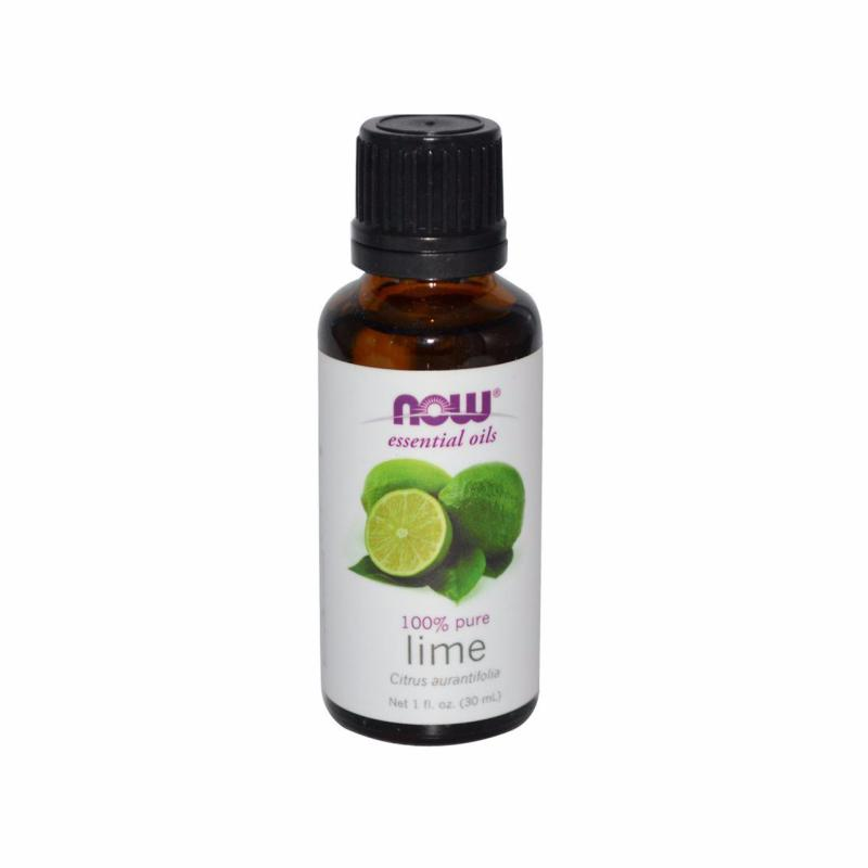 Buy Now Foods Essential Oils, Lime, 1 fl oz (30 ml) Singapore