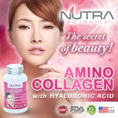 Nutra Botanics Amino Collagen Hyaluronic Acid Compare Prices