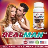 Top Rated Nutra Botanics Realman 60S